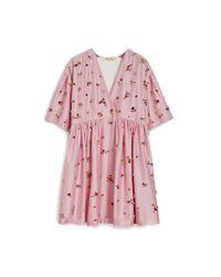 Mulberry Pink Sandra Dress