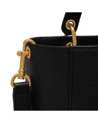 Mulberry Black Small Maple Leather Tote
