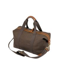 Mulberry Brown Small Clipper