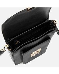 MICHAEL Michael Kors - Black Sloan Editor Large North South Messenger Bag - Lyst