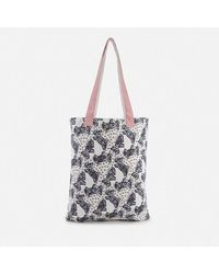Lyst - Radley Folk Dog Medium Tote Bag d1595163b0