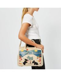 Radley - Multicolor Dog Of The Manor Large Multiway Tote Bag - Lyst