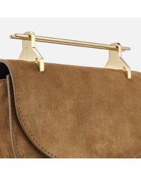 M2malletier Multicolor Mini Halfmoon Bag