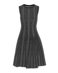 Alaïa Black Sleeveless Dress