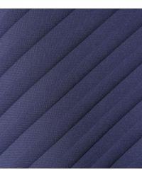 Balenciaga - Pink Silk Blouse With Detachable Panel - Lyst