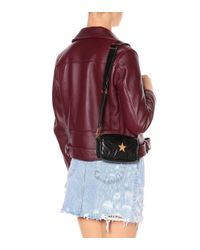 Riñonera Stella Star Stella McCartney de color Black