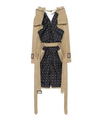 Vetements - Natural X Mackintosh Cotton Trench Coat - Lyst