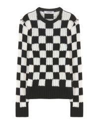 Valentino Black Pullover aus Wolle und Kaschmir