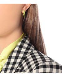 Boucles d'oreilles Cristina Small en or 18 ct Melissa Kaye en coloris Metallic