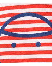 Tory Sport Red Little Grumps Striped T-shirt