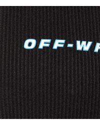 Costume intero con zip di Off-White c/o Virgil Abloh in Black
