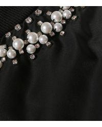 Chaqueta bomber adornada Givenchy de color Black