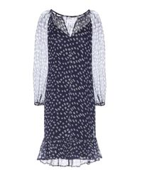 Velvet - Blue Indiana Dress - Lyst