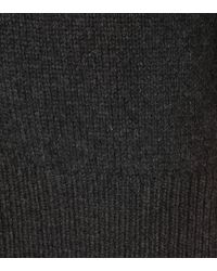 Dorothee Schumacher - Black Timeless Ease Wool-blend Sweater - Lyst