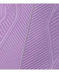 Robe en néoprène Mugler en coloris Purple