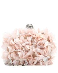 Minaudière à ornements Boite De Nuit Roger Vivier en coloris Pink