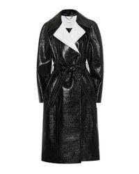 Dorothee Schumacher Black 'Infinite Gloss' Mantel