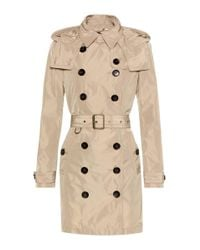 Burberry - Natural Balmoral Trench Coat - Lyst