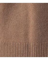 Joseph - Metallic Wool Turtleneck Sweater - Lyst