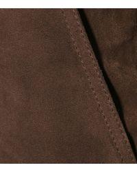 Pantalones de gamuza Adler Altuzarra de color Brown