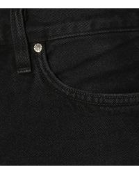 Goldsign Black High-Rise Jeans The Relaxed
