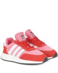 Baskets Iniki Runner Adidas Originals en coloris Pink