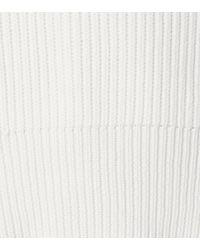 Jersey de lana y algodón Helmut Lang de color Multicolor