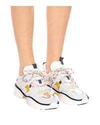 Isabel Marant - White Kindsay Sneakers - Lyst
