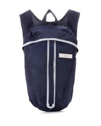 Adidas By Stella McCartney Blue Rucksack Run adizero