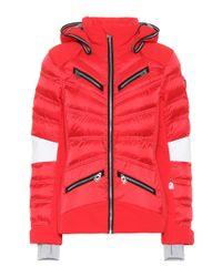 Toni Sailer Red Sibilla Ski Jacket