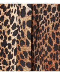 Kimono Jules imprimé léopard Melissa Odabash en coloris Multicolor