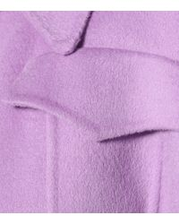 Veste Adut Nanushka en coloris Purple