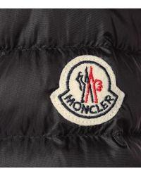 Veste matelassée Londres Moncler en coloris Black