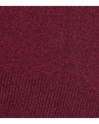 Pull à col roulé en cachemire Brunello Cucinelli en coloris Purple