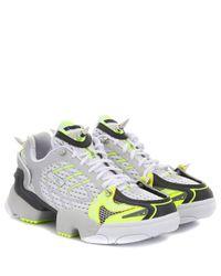 X Reebok – Baskets Spike Runner Vetements en coloris Gray