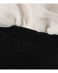 Marc Jacobs Black Cardigan aus Wolle