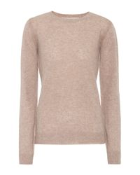 Marni - Natural Cashmere Sweater - Lyst