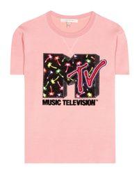 Marc Jacobs Pink Verziertes Sweatshirt