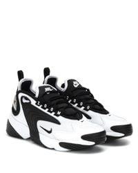 Nike White Sneaker Zoom 2k
