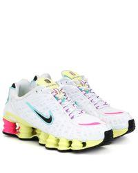 Zapatillas Shox TL Nike de color Multicolor