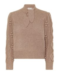 Co. - Multicolor Wool And Cashmere Sweater - Lyst