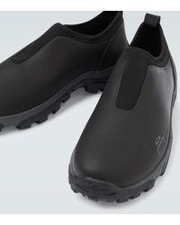 A_COLD_WALL* Slip-on Sneakers Dirt Mock in Black für Herren
