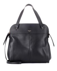 Nina Ricci - Black Leather Tote - Lyst