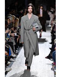 Cappotto in lana di Y. Project in Black