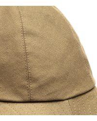 Capeline Sou Wester en coton Lola Hats en coloris Natural
