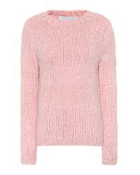 Pullover Luiz in cashmere di Gabriela Hearst in Pink