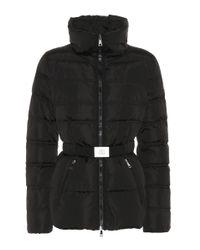 Veste doudoune Alouette Moncler en coloris Black