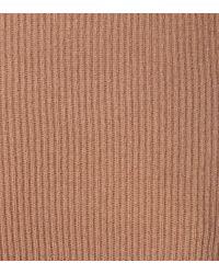Dolcevita Nabucco in lana e cashmere di Max Mara in Natural