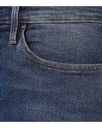Jeans Le High Flare a vita alta di FRAME in Blue