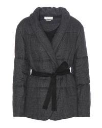 Étoile Isabel Marant | Gray Jarod Linen Coat | Lyst
